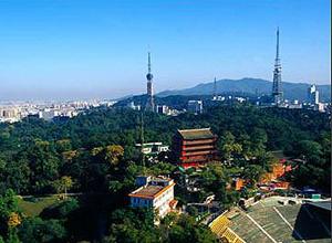 Yue Xiu Park, Guangzhou